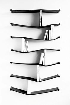 Rubber shelves