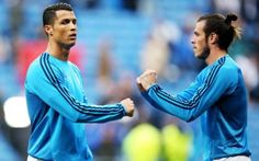 Gareth Bale: 'Cristiano Ronaldo and I get on really well...: Gareth Bale: 'Cristiano Ronaldo and I get on really well at Real… #ManCity