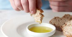 Bread with olive oil: From sneaky sodium traps to dicey dishes that put you at risk for food poisoning, these are the menu items you're better off skipping.