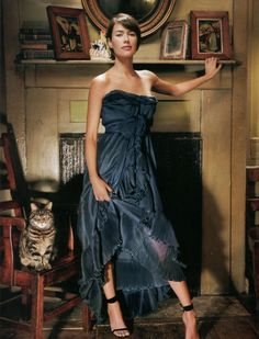 Lena Headey. La femme fatale.