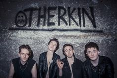 Otherkin share new single 'Yeah, I Know', 'The New Vice' EP out JuneWithGuitars Rock Bands, Indie, Royal Blood, Types Of Music, I Know, Songs, Guys, Concerts, Live
