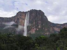 Angel falls is in Venezuela in South America.