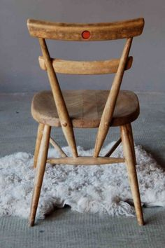 Love this old, vintage chair❤
