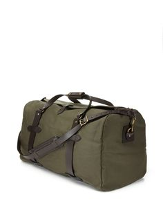 Park & Bond, Filson Canvas Medium Duffle Bag
