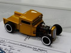 Photo: Howard Cohen : NNL Detroit 2014 : Hot Rod Pickup