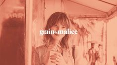 Création du site Grain de malice (graindemalice.fr/) : altima° (altima-agency.com/fr) Motion design : studio playtime