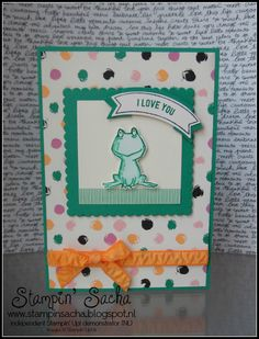 Stampin' Sacha - Stampin' Up! - Annual Catalogue 2016-2017 - Love You Lots - Thoughtful Banners - Playful Palette - In Colors 2016-2018 - Thank You Card - #stampin_sacha - #stampinup