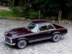 Nice Mercedes 2017: 1969 Mercedes-Benz 280SL - The perfect balance of masculine and feminine in car ...  Automotive Design