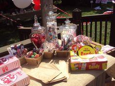Vintage carnival candy #carnival #vintage #candy