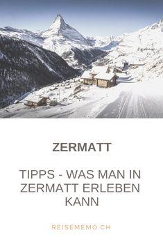 Zermatt ist erstmal das Matterhorn: Majestätisch, markant, ein Kraftort halt. Hat man aber einmal alle Fotos vom 4'478 Meter hohen Hausberg geschossen, sollte man die anderen lokalen Sehenswürdigkeiten nicht verpassen. Hier unsere Tipps.