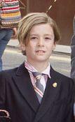 Simeon Hassan Muñoz (Bulgarie), 9 ans, né en 2007