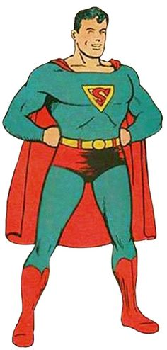 Golden Age Superman - Yahoo Image Search Results