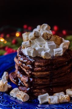 Easy Gluten Free Mexican Hot Chocolate Pancakes Recipe. Recipes like this are great ideas for breakfast treats everyone can enjoy! Make a special weekend brunch soon. You'll need all-purpose gluten free flour (ike cup 4 cup), raw cocoa powder, coconut sugar, coconut oil, cayenne pepper, and a few more pantry friendly ingredients.