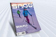SNOW 129 (únor 2021) - vše co potřebujete vědět o skialpu (článek) #snowcz Saas Fee, Lindsey Vonn, Robert Redford, Snow, Art, Mont Blanc, Art Background, Kunst, Performing Arts