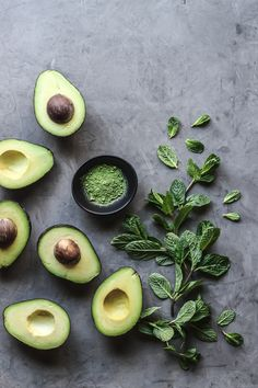 The 'green-spiration' ensued; matcha, mint, & avocado would tint the filling the perfect shade of green! The 'green-spiration' ensued; matcha, mint, & avocado would tint the filling the perfect shade of green! Healthy Diet Recipes, Healthy Meal Prep, Healthy Snacks, Healthy Fats, Healthy Nutrition, Avocado Nutrition, Nutrition Data, Cheese Nutrition, Healthy Options
