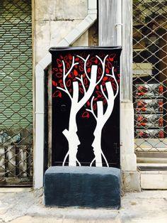 Athenian walkways – Visual inspirations