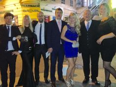 The team looking very suave at the Top Marques Watches event Monaco Yacht Show, Character Shoes, Popular, Watches, Tops, Fashion, Moda, Wristwatches, Fashion Styles