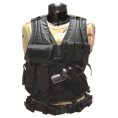 0fee8569953eb Buy Crossdraw tactical vest at Army Surplus World Samurai Costume, Utility  Pouch, Army Surplus