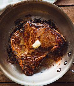 Marinado para carnes a base de vinagre balsámico, whisky y miel