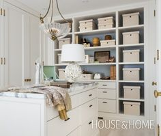 Photo Gallery: Chic Closets & Dressing Rooms | House & Home
