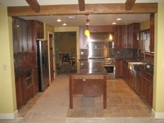 Craftsman Style Home Interiors | Northridge House