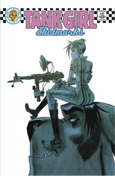 Tank Girl: Skidmarks – book review | The Geek Generation