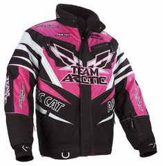 Arctic cat pink lovvvve and need this