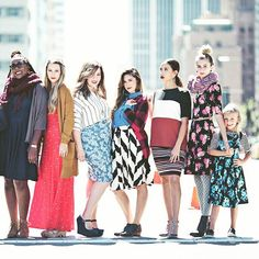 To spend the day in Downtown LA with these cool ladies, well, was pretty cool! That Nicole dress I'm wearing? Um, can I say comfy! Ok, so I might have taken it home with me...perks of modeling #lularoetween #iamlularoe @lularoe @lularoetween #itsatweenlifeforme #futurellrfashionconsultant