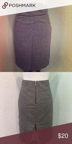 Grey Tweed Pencil Skirt Grey Pencil Skirt Express Skirts Pencil