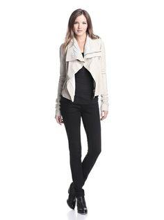 Rick Owens Women's Zip-Up Leather Jacket, http://www.myhabit.com/redirect/ref=qd_sw_dp_pi_li?url=http%3A%2F%2Fwww.myhabit.com%2F%3F%23page%3Dd%26dept%3Ddesigner%26sale%3DA2724OUNBN2JYO%26asin%3DB00DZIU6L2%26cAsin%3DB00DZME87G