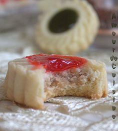 chhiwate choumicha, sables farcis aux amandes, petits fours aux amandes.CR2