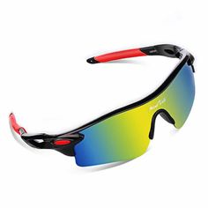 da68db8518 Top 10 Best Sport Sunglasses in 2019 - Best For Driving Sport Activity.  MiluoTech Polarized Sports Sunglasses for Men Women ...