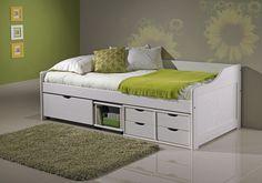hemnes daybed at ikea ikea pinterest betten. Black Bedroom Furniture Sets. Home Design Ideas
