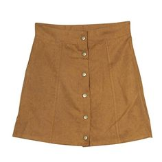 Inkach Sexy Women Mini Skirt Slim Seamless Stretch Tight Short Skirts Dresses L Brown -- Check out the image by visiting the link.