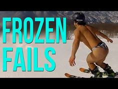 The Ultimate Snow and Ice Fails Compilation - Bits and PiecesBits and Pieces