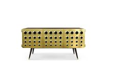 MONOCLES | introducing the Essentials Collection shaped between Bossa Nova notes and shaken, not stirred Martini drinks. #design #furniture #essentials #sideboard | see more at http://www.delightfull.eu/