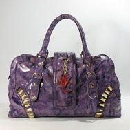 versace patent lambskin leather purple  85602  -  239.00   vintage 1 1  designer handbags. cheap aaa designer leather handbags 2c349db8ed661