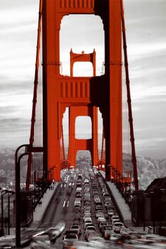 San Francisco/Bay Area is so beautiful..  I walked accross in 1986 for the 50th  anniversary..soooo much FUN...kr