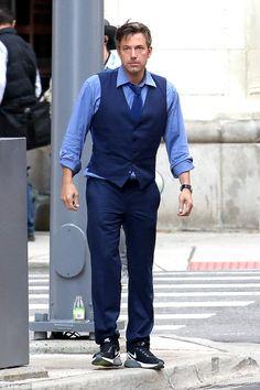 Ben Affleck filmsBatman on streets of Detroit