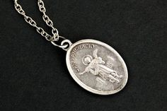 Bewitching Best Collection of Necklaces Ideas. Stunning Best Collection of Necklaces Ideas. St Therese, Catholic Jewelry, Angel Wing Earrings, Christian Jewelry, Patron Saints, Initial Charm, Luxury Jewelry, Turquoise Jewelry, Charm Jewelry