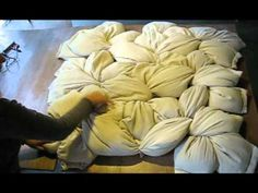 DIY No-Sew Natural Organic Mattress...http://homestead-and-survival.com/diy-no-sew-natural-organic-mattress/
