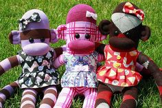 the pARTsy!: dolls and stuffies