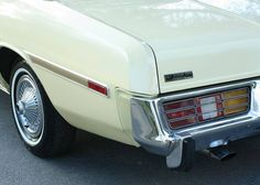 1978 Dodge Monaco Brougham.