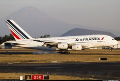 Air France F-HPJJ Airbus A380-861 aircraft picture