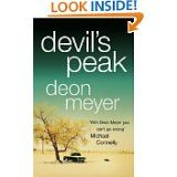 South African Author Deon Meyer - Devil's Peak