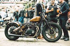 Throttle Roll 2015 Sydney #motorcycles #bobber #motos | caferacerpasion.com