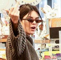 Kendall Jenner Icons, Kendall And Kylie, Kendalll Jenner, Kardashian Jenner, Mode Old School, Estilo Jenner, Images Esthétiques, Bad Girl Aesthetic, Aesthetic Collage