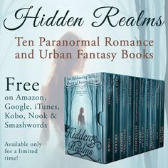 Book Blast Freebie: Hidden Realms 10 Paranormal Romance & Urban Fantasy Books   Title: Hidden Realms  Subtitle: A Paranormal Romance and Urban Fantasy Bundle  Authors: Dean Murray Skye Malone Sarra Cannon Christie Rich Heather Hildenbrand Stormy Smith Desni Dantone Melissa Wright Sara C. Roethle Nancy Straight   Genre: Young adult paranormal romance  Publication Date: October 2 2016  Publisher: FirShan Publishing  Cover Artist: Christie Rich  Amazon| Barnes and Noble| Google Play| iTunes…