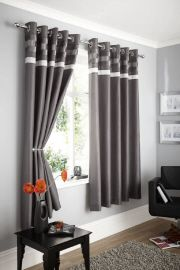 Shop for Charcoal Grey Faux Silk Lined Curtains With Eyelet Ring Top 66 X 72 Opulence. Starting from Compare live & historic home furniture and decor prices. Lined Curtains, Curtains With Rings, Homemaking, Home Furniture, Modern Design, Charcoal, Lounge, Silk, Trendy Tree