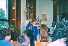 Vincent d'indy concert de violon de ma grande fille il y a de ça 15 ans...